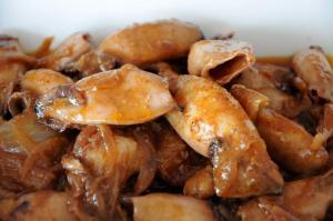 Chipirones Española - Spaanse pijlinktvisjes