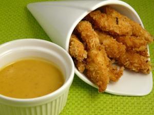 Pollo con miel y mostaza - Kip in honing en mosterd