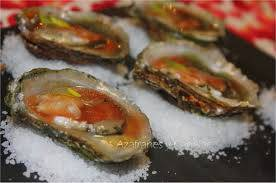 Ostras Bloody Mary - Bloody Mary-oesters