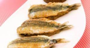 Sardinas a la mostaza - Sardines met mosterdsaus