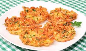 Tortillitas de Camarones - Tortillas van garnalen