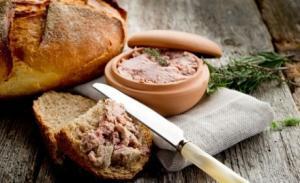 Pâté con brevas - Paté met vijgen