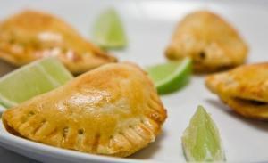 Empanadas de chorizo y aceitunas - Pasteitjes met chorizo en olijven