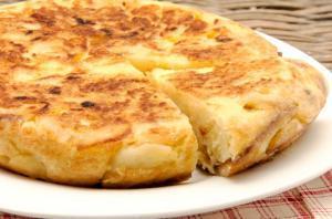 Tortilla tradicional - Tortilla