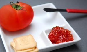 Mermelada de tomata