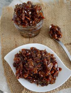 Mermelada de Tocino - Jam van Bacon en Ui