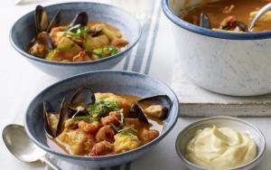 Sopa de Pescado Español - Spaans vissoepje
