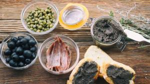 Tapenade de Aceitunas Negras - Tapenade van zwarte olijven