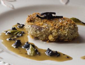 Hocico de Cerdo Crujiente - Knapperig gebakken Varkenssnuit
