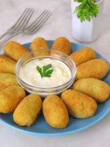 Croquetas de Atún con Patata - Tonijnkroketjes met Aardappel