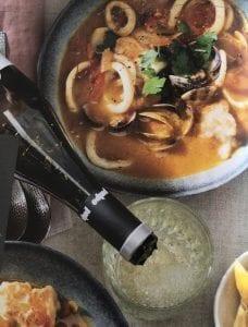 Sopa de Pescado - Vissoepje